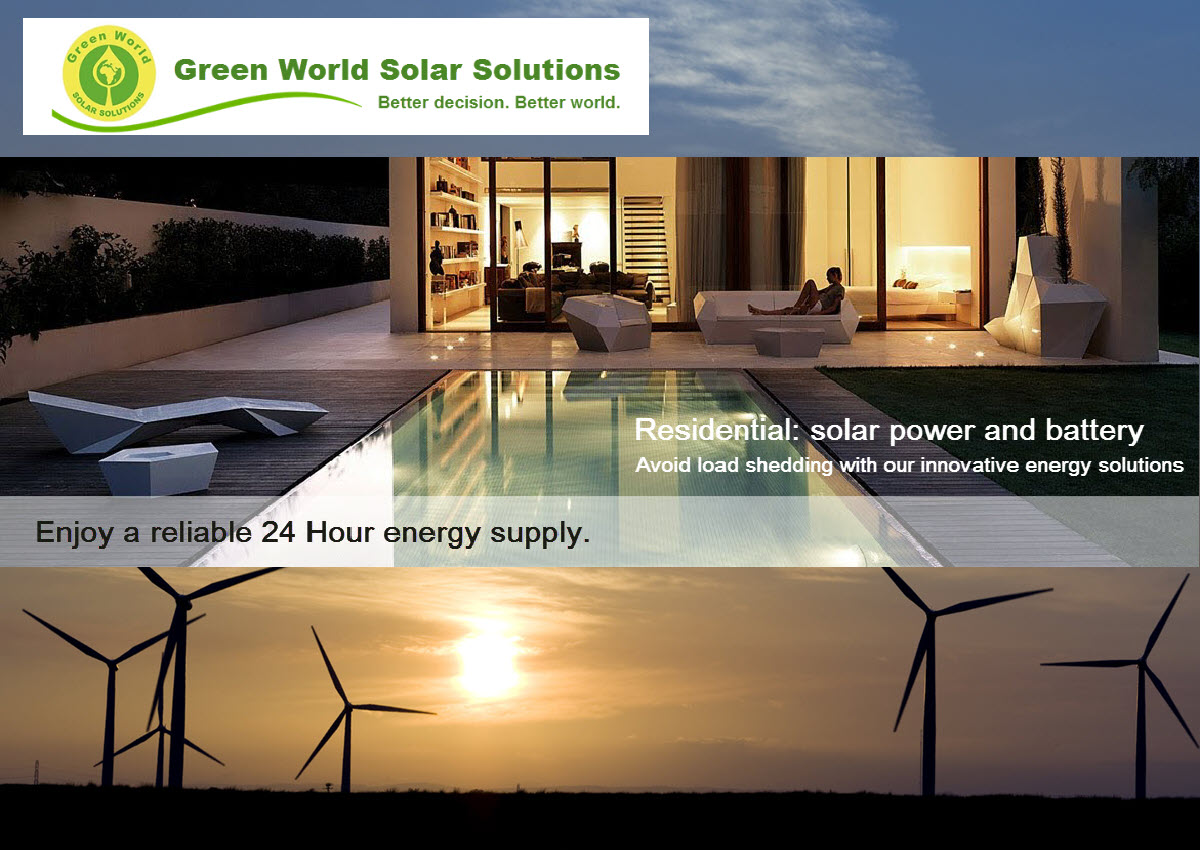 Green World Solar